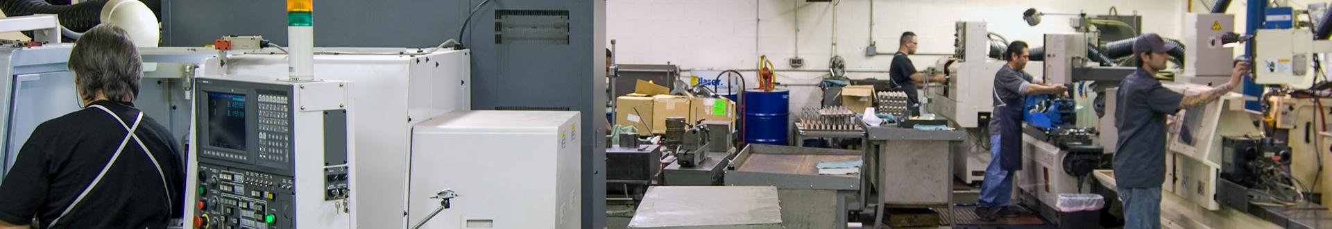 cowan precision grinding shop floor